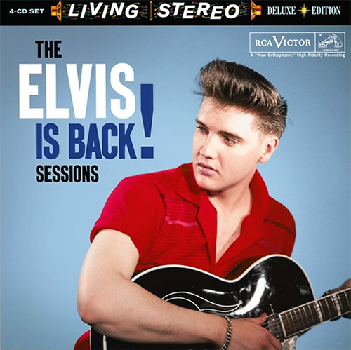 The Elvis Is Back Sessions
