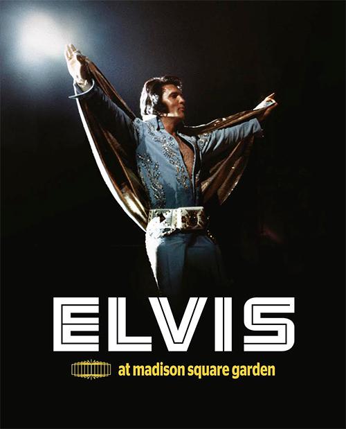 Elvis At Madison Square Garden