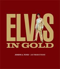 Elvis In Gold