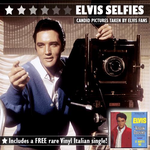 Elvis Selfies
