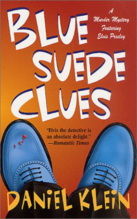 Blue Suede Clues Paperback Edition