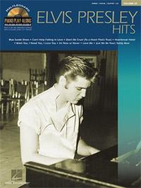 Elvis Presley Hits - Piano Play-Along, Volume 35