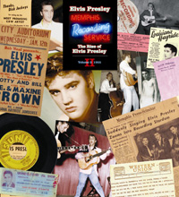 Memphis Recording Service - The Rise Of Elvis Presley: 1955