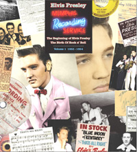 Memphis Recording Service Vol.1 1953-1954 (DVD / Book)
