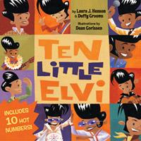Ten Little Elvis