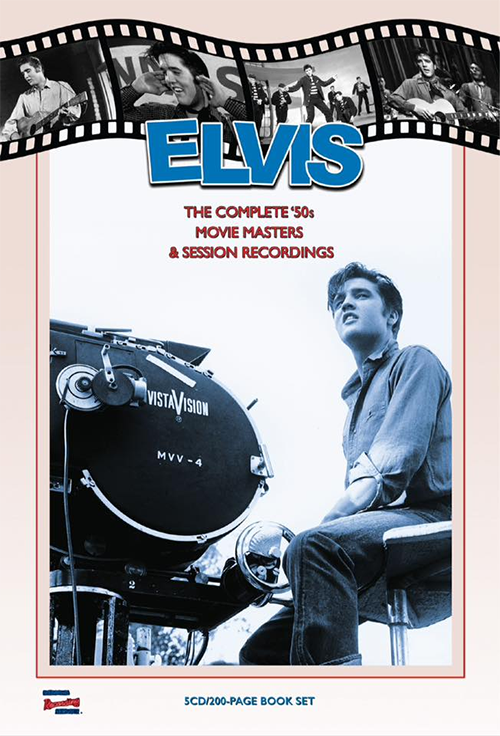 The Complete '50s Movie Masters & Session Recordings
