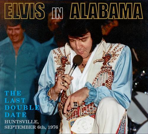 Elvis In Alabma