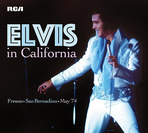 Elvis In California