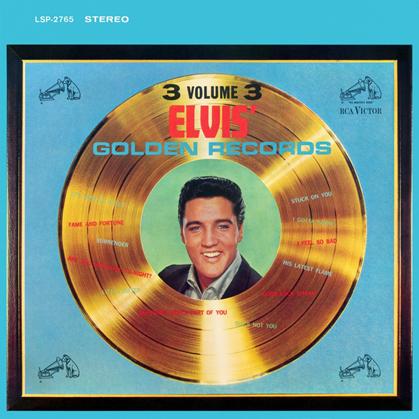 Elvis' Golden Records, Volume 3