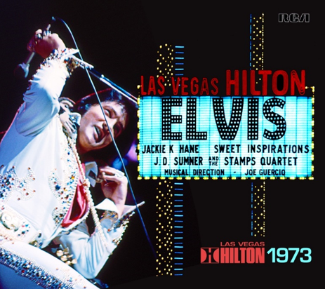 Las Vegas Hilton 1973