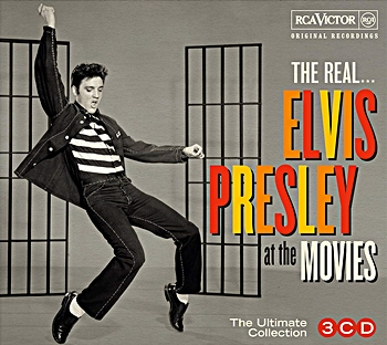 The Real Elvis At The Movies