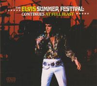 The Elvis Summer Festival Continues At Full Blast