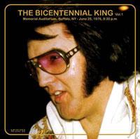 The Bicentennial King, Vol. 1