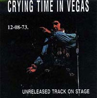 Crying Time In Vegas