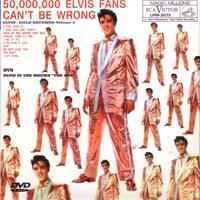 Elvis Gold Records Volumes 1 – 4 CD / DVD