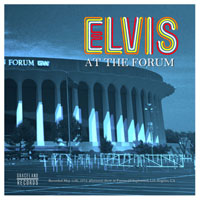 Elvis At The Forum