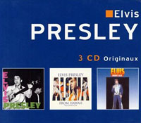 Elvis Presley, Aloha From Hawaii And Moody Blue Package