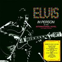 Elvis In Person At The International Hotel Las Vegas