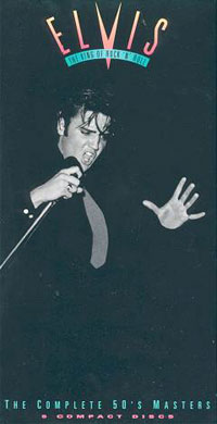 The King Of Rock 'n' Roll - The Complete 50's Masters