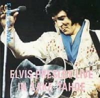 Elvis Live In Lake Tahoe