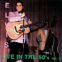 Live In The 50's, Volume 2