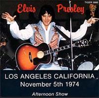 Los Angeles California, November 5th 1974