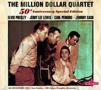 The Million Dollar Quartet - 50th Anniversary Edition