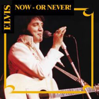 Now – Or Never!