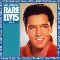 Rare Elvis Vol. 3