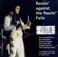 Rockin' Against The Roarin' Falls