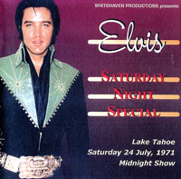 Saturday Night Special (CD-R)