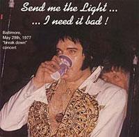 Send Me The Light...I Need It Bad