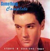 Something Complete - Studio B Sessions, Volume 2
