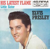 His Latest Flame (CD-single)