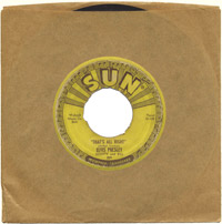 That's All Right (50th Anniversary Single)