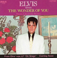 The Wonder Of You (CD-single)