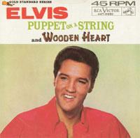 Wooden Heart (CD-single)