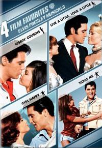 Four Favorites - The Musicals