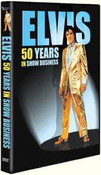 Elvis, 50 Years In Show Business