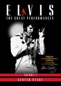 Elvis - The Great Performances - Volume 1: Center Stage