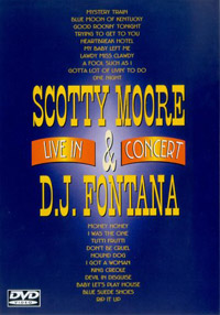 Scotty Moore And D.J. Fontana - Live In Concert