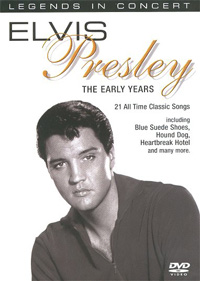 Legends In Concert - Elvis Presley - The Early Years