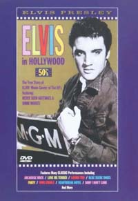 Elvis In Hollywood - The 50's