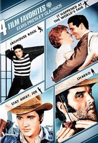 4 Film Favorites - Elvis Presley Classics