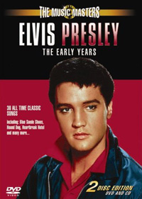 Music Masters: Elvis Presley The Early Years