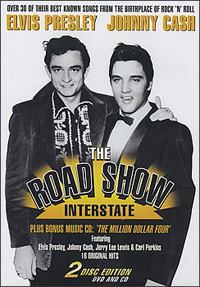 Elvis Presley And Johnny Cash - Road Show