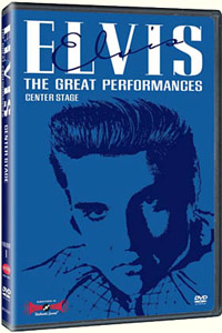 The Great Performances, Vol. 1 - Center Stage (US Edition)