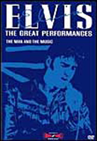 The Great Performances Volume 2 - The Man and the Music  (US Edition)