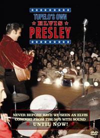 Tupelo's Own Elvis Presley - DVD Only