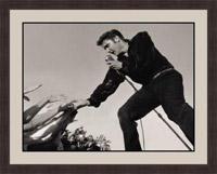 """""""Elvis Presley"""" By Roger Marshutz"""